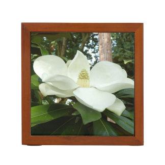 Magnolia Grandiflora Desk Organiser