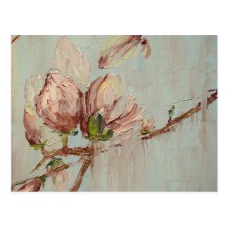 Magnolia I Postcard