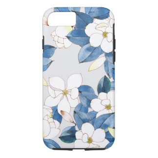 Magnolia in Spring iPhone 7 Case