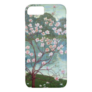 Magnolia (oil on canvas) iPhone 7 case