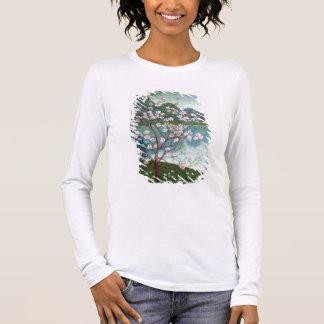 Magnolia (oil on canvas) long sleeve T-Shirt