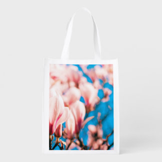 Magnolia Reusable Grocery Bags