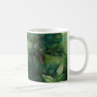 Magnolia Shade ceramic mug