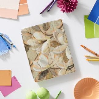 Magnolia Simplicity Cream iPad Cover