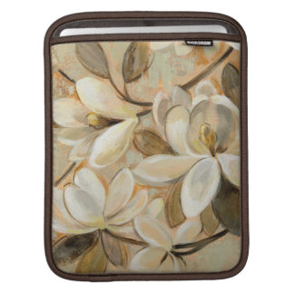 Magnolia Simplicity Cream iPad Sleeve