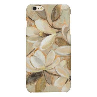 Magnolia Simplicity Cream iPhone 6 Plus Case