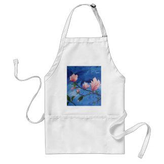 Magnolia Sky apron