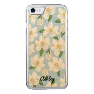 Magnolia Sunday iPhone Case
