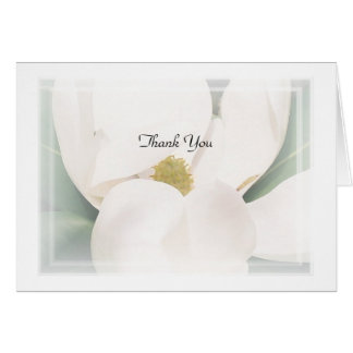 "Magnolia ""Thank You"" Note Card"