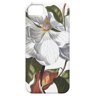 Magnolia vintage illustration barely there iPhone 5 case