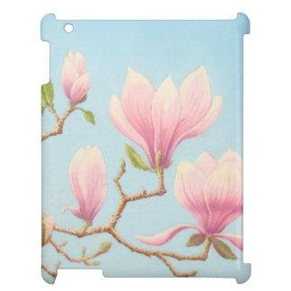 Magnolias in Bloom, Wisley Gardens iPad Case