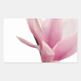 Magnolie Rectangular Sticker