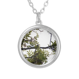 Magpie In The Woods Custom Necklace