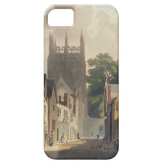 Magpie Lane, Oxford, illustration from the 'Histor iPhone 5 Cases