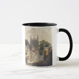Magpie Lane, Oxford, illustration from the 'Histor Mug