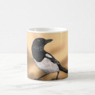 Magpie mug