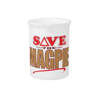 Magpie Save Pitcher