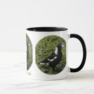 magpies rule mug