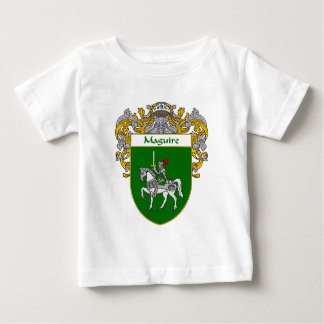 Maguire Coat of Arms (Mantled) Baby T-Shirt