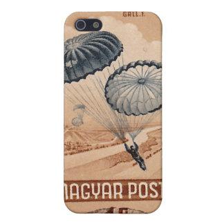 Magyar Posta Parachute iPhone 5 Cases