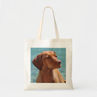 Magyar Vizsla Dog Budget Tote Bag