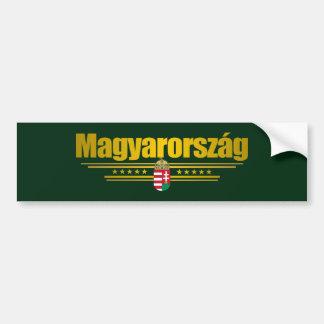 Magyarorszag (Hungary) Bumper Sticker