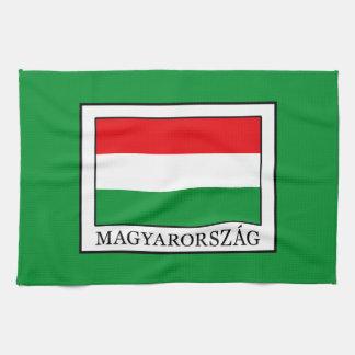 Magyarorszag Tea Towel