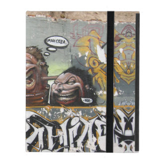 Mah coza, Graffiti, Spain  iPhone case