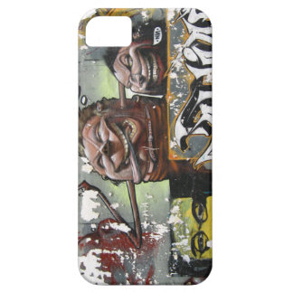 Mah coza, Graffiti,Spain   iPhone case
