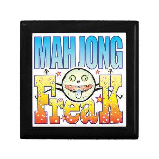 Mah Jong Freaky Freak Small Square Gift Box