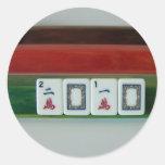 Mah-Jongg 2010 Sticker