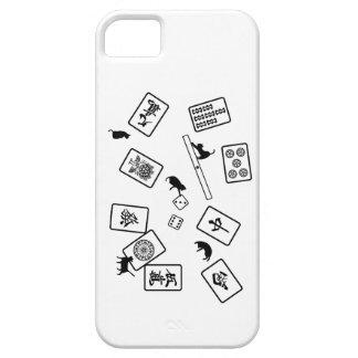 Mah-jongg cat mahjong cat barely there iPhone 5 case