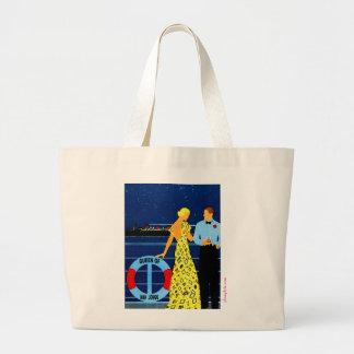 Mah Jongg Cruise Tote Bag