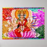 Maha Laxmi : Goddess of Wealth