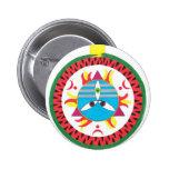 Mahadeva Pinback Button