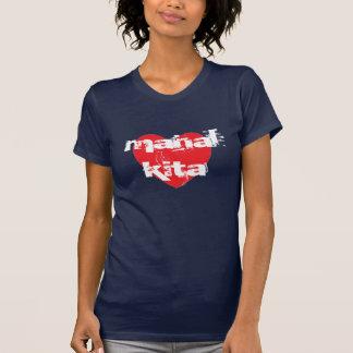 Mahal Kita I Love You in Tagalog T-Shirt