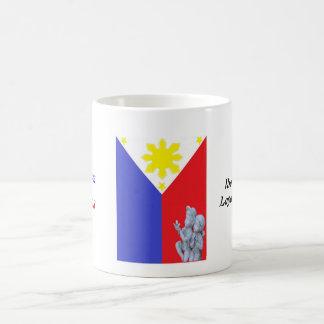 Mahal Ko ang Pilipinas Coffee Mug