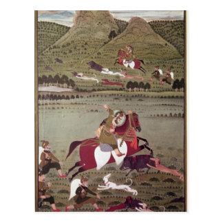 Maharana Jawan Singh Postcard