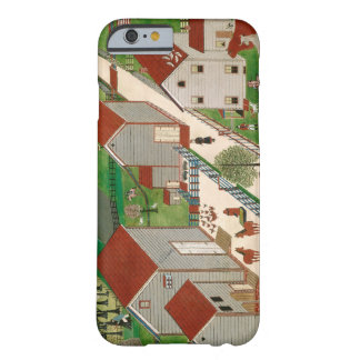 Mahatango Valley Farm, late 19th century Barely There iPhone 6 Case