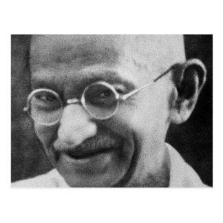 Mahatma Ghandi Portrait Photograph Post Cards