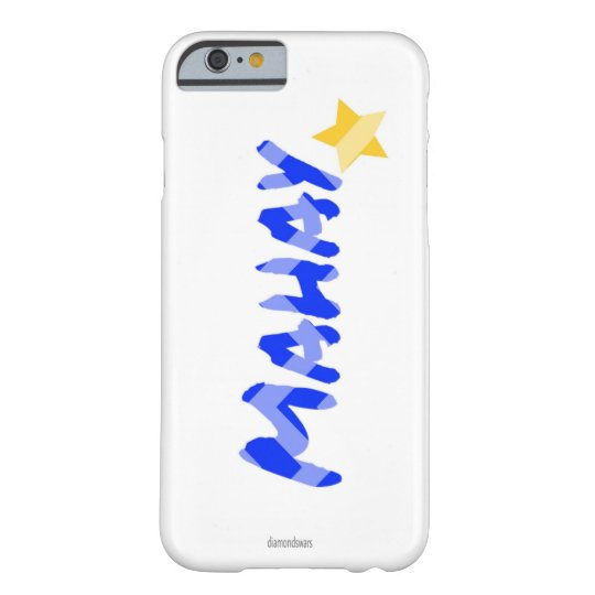 mahay barely there iPhone 6 case