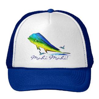 Mahi Mahi Cap