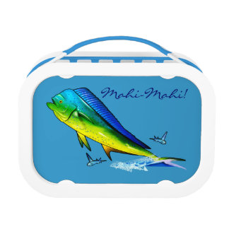 Mahi Mahi Lunch Box