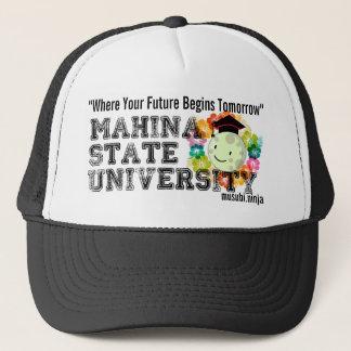 Mahina State University Cap