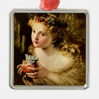 Mahj Fairy Ornament