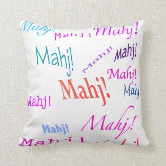 Mahj! Pillow