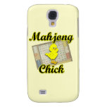 Mahjong Chick #2 Galaxy S4 Covers