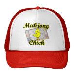 Mahjong Chick #2 Trucker Hat
