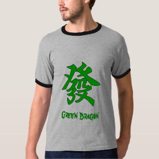 MahJong Green Dragon T-Shirt