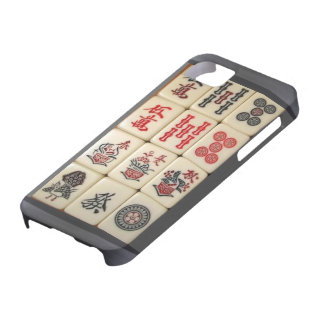 Mahjong iPhone 5 Cases